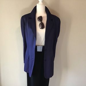 Vintage 1980's  Renfrew Cotton Blend Jacket, Sz 14